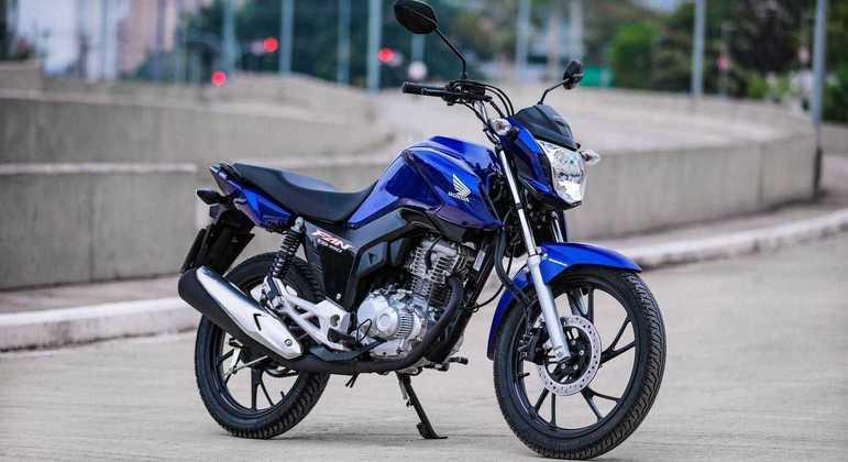 Honda vendeu mais de 25 mil unidades da CG 160
