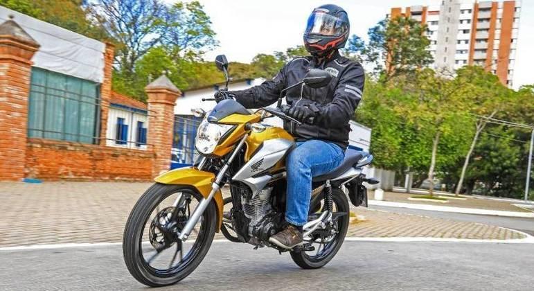 No mês de julho foram fabricadas mais de 95 mil motocicletas