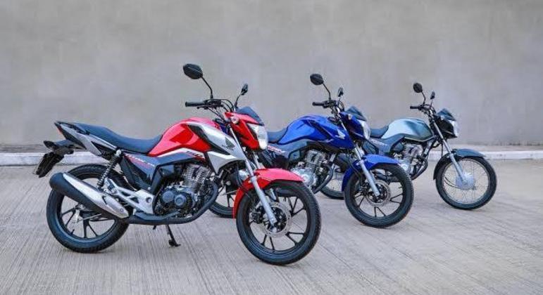 Desde o lançamento mais de 13,5 milhões de unidades da Honda CG já foram fabricadas