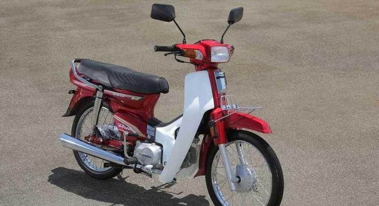 Honda Biz é originada da Honda Dream