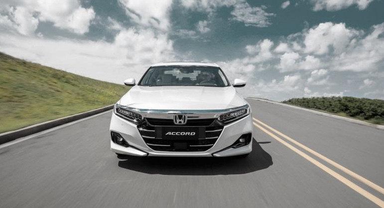 Honda o venderá com quatro opções de cor para carroceria e duas configurações de revestimento interno