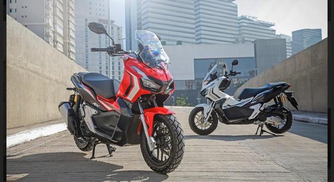 Moto tem proposta aventureira e design diferenciado