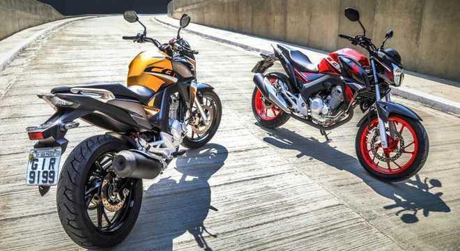 Linha de motos esportivas de 250cc: produção interrompida como medida para frear o contágio