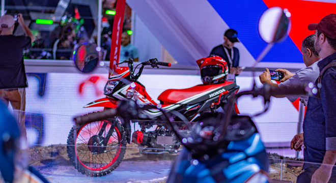 Honda Pop Rally: moto conceito que pode virar realidade / Foto: Fabiano Godoy/MinutoMotor