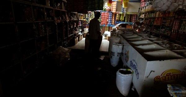 Falha provoca apagões em quatro países da América Central