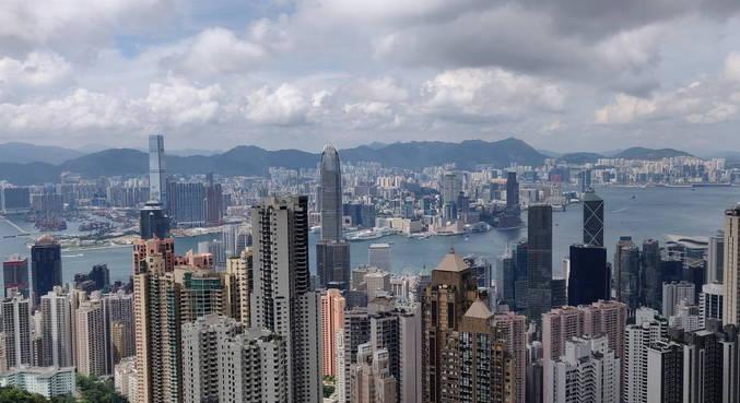 Vaga foi vendida em bairro mais exclusivo de Hong Kong