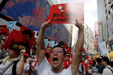 Hong Kong prepara novo protesto contra projeto de lei