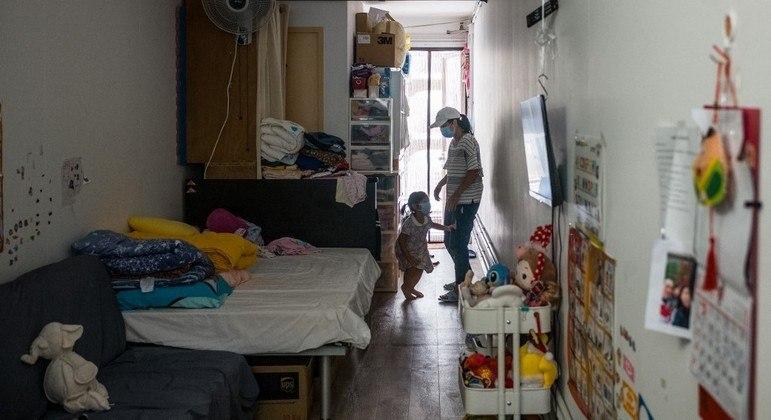 Hong Kong tem uma das maiores desigualdades sociais do mundo