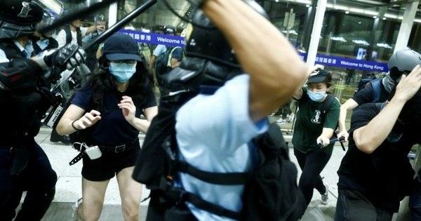 Falta de segurança e fake news são desafios de repórter em Hong Kong