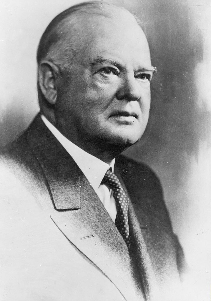 Hoover governou em um dos momentos mais críticos da história dos Estados Unidos