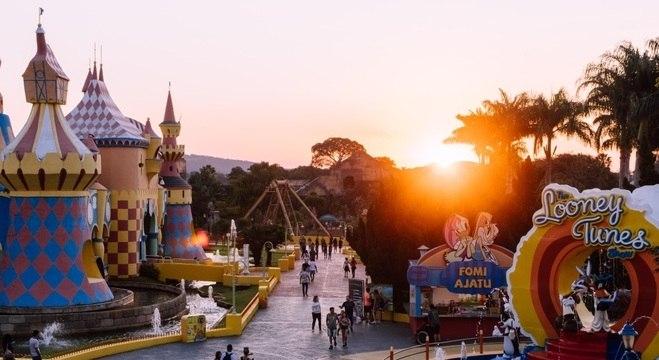 Parque pretende ampliar público de 4 mil para 14 mil visitantes por dia