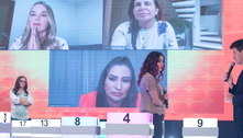 Gretchen, Karina Bacchi, Fabiola Gadelha e Thaeme encaram desafios no Hora do Faro
