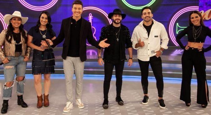 Ana Paula e Carine recebem a ajuda da dupla Guilherme & Benuto e da cantora Wanessa Camargo
