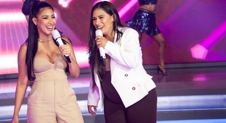 Dupla participa de estreia de quadro no Hora do Faro