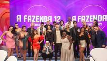 Jojo Todynho confronta todos os ex-peões no palco do Hora do Faro