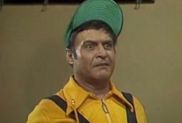Horacio Gómez Bolaños (intérprete de Godinez na série mexicana) torcia para o América como seu irmão Roberto.