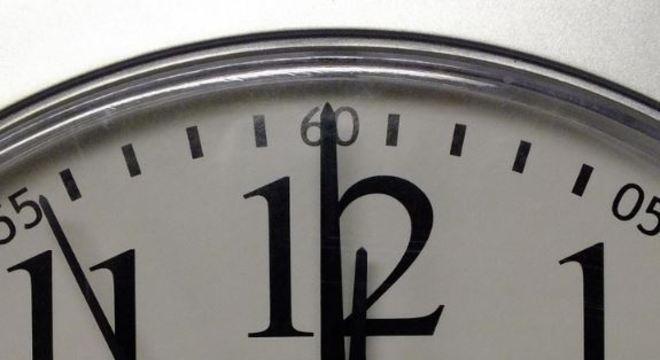 O último horário de verão ocorreu entre 4 de novembro e 16 de fevereiro