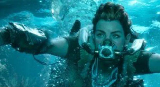 Horizon 2: Forbidden West é revelado no PlayStation 5
