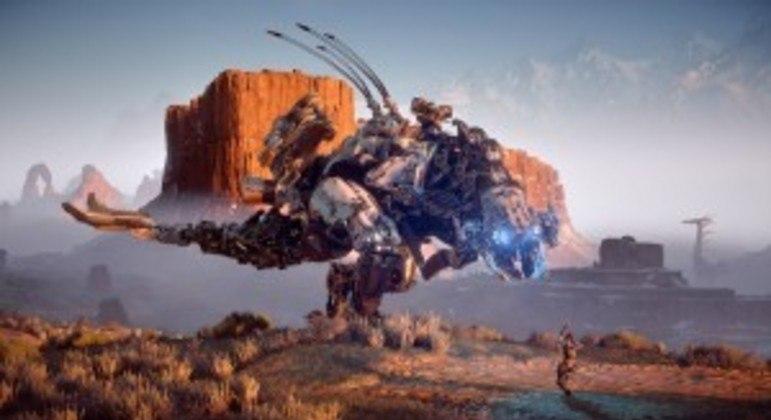 Horizon Zero Dawn fica gratuito no PS4 e PS5 a partir de meia-noite
