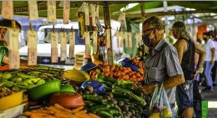 Inflação esperada supera teto da meta do governo