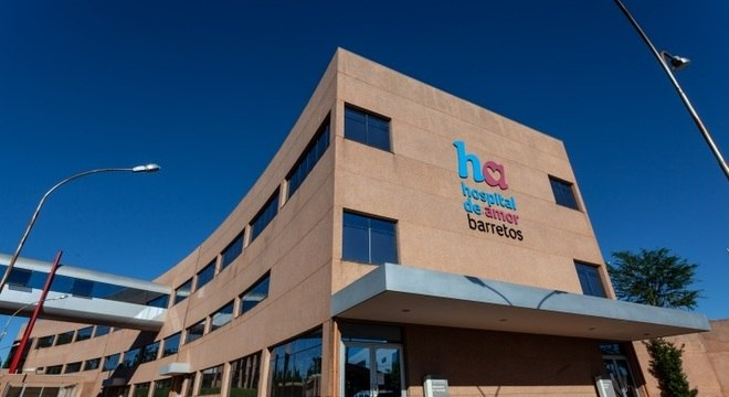 O Hospital de Amor atenda gratuitamente a cerca de 6 mil pessoas por dia