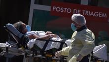 Brasil tem 205,9 mil mortes por covid e 8,25 milhões de casos