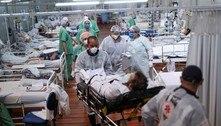 Covid: Brasil registra 3.808 mortes e 82.186 novos casos em 24 horas