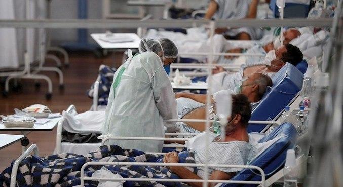 País contabiliza 21.567.181 pessoas diagnosticadas com a Covid-19