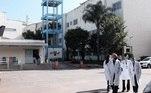 hospital de campanha de heliopolis