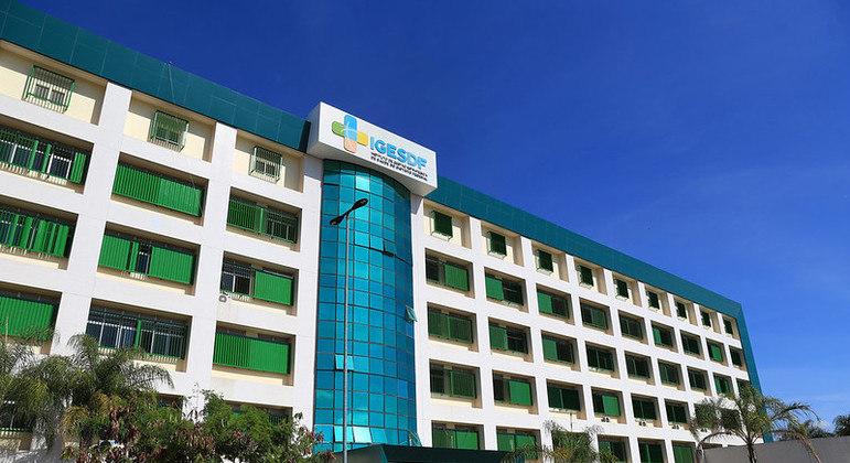 Hospital de Santa Maria é um dos administrados pelo Iges, juntamente com hospital de Base