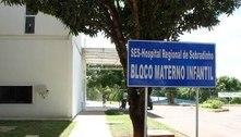 Hospital de Sobradinho segue com bandeira negra nesta quinta (23)