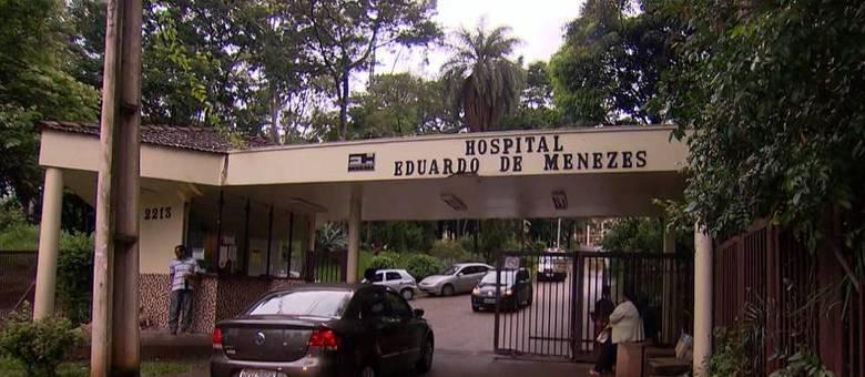 Hospital Eduardo de Menezes é referência para covid-19, em BH
