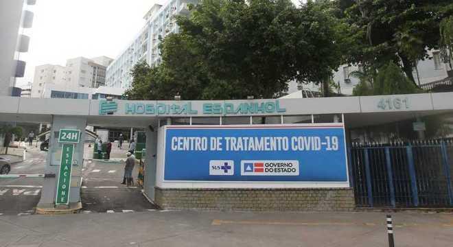 Hospital entrou em funcionamento nesta quarta-feira (22)