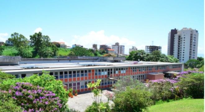 O Hospital Infantil Joana de Gusmão está localizado em Florianópolis