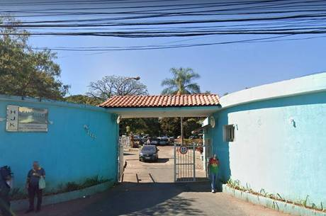 Hospital fica na região do Barreiro