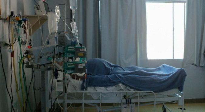 Hospitais de 20 Estados e do DF estão com alta ocupação de leitos de UTI