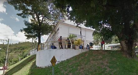 Vítima foi levada para um hospital de Nova Lima