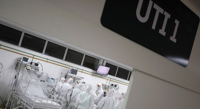 Hospital de campanha de Manaus