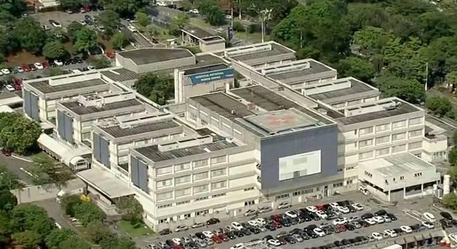 Assaltantes invadiram hospital Mário Covas, em Santo André