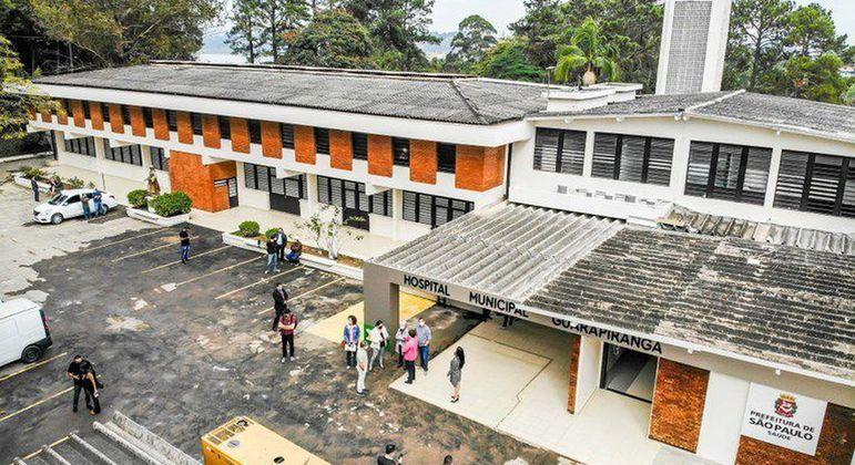 Hospital Municipal de Guarapiranga (SP) recebe 65 novos leitos para tratamento da covid-19