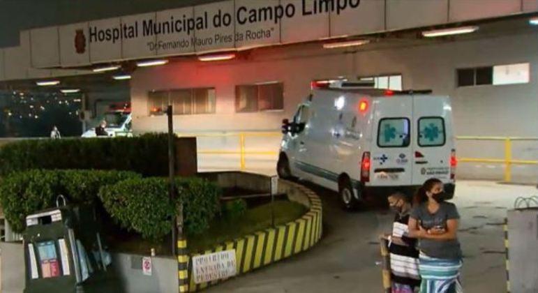 Hospital Municipal do Campo Limpo (SP) recebe denúncias de superlotação e falta de higiene