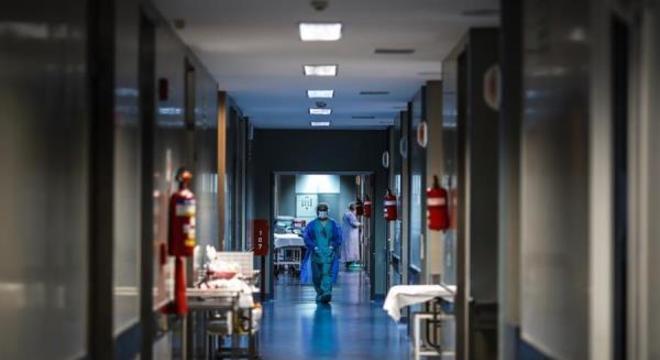 Profissionais de saúde estão mais expostos ao novo coronavírus