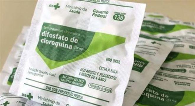 Hospital Oswaldo Cruz, que fazia parte do estudo global da OMS, também foi instruído a não utilizar mais a droga