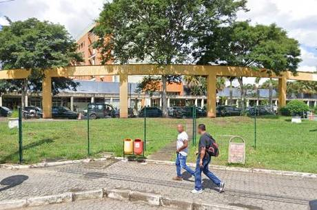Vítima foi levada para o Hospital Regional de Betim (MG)