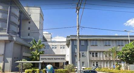 Vítima foi levada para o Hospital Risoleta Neves