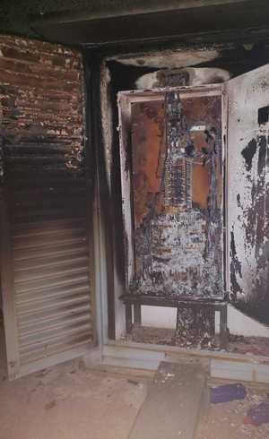 Na imagem, casa de bomba