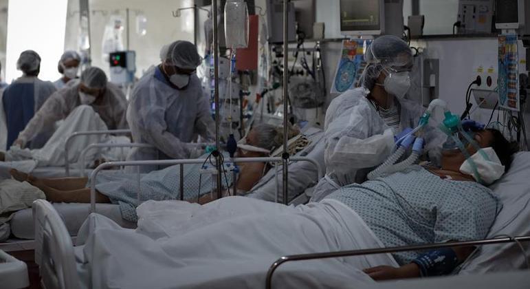 Pesquisa envolveu pacientes atendidos entre fevereiro e abril de 2020