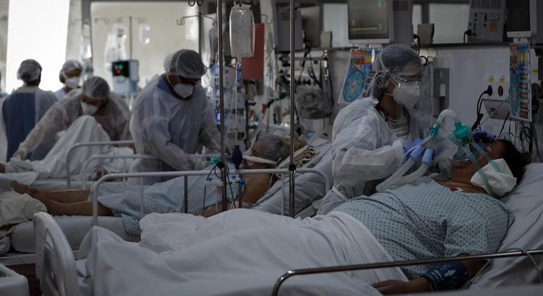 Alta em casos de síndrome respiratória grave atinge 12 estados e DF, aponta Fiocruz