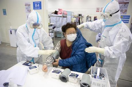 Hubei tem mais de 80% dos casos de covid-19