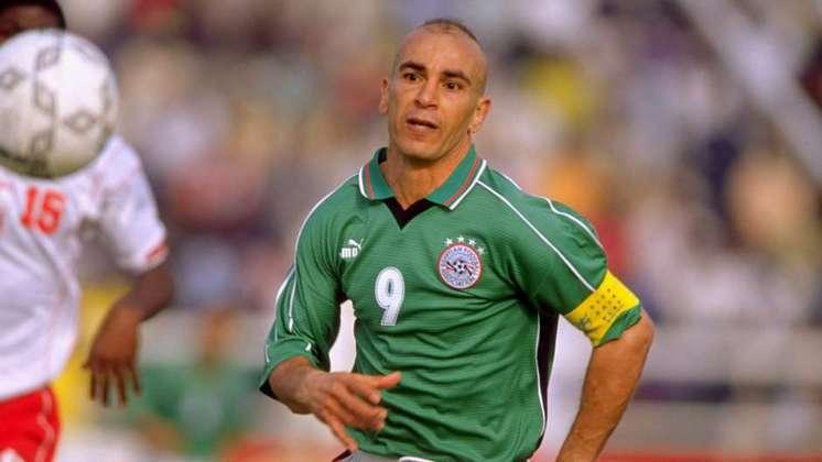 Hossam Hassan: 70 gols em 169 jogos pela seleção do Egito.